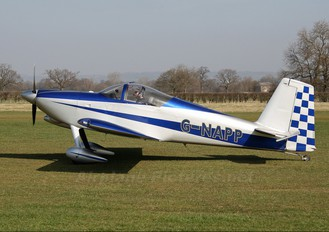 G-NAPP - Private Vans RV-7