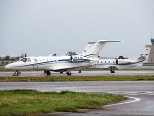 OM-LBG - Private Cessna 525 CitationJet