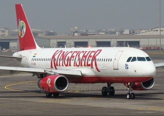 VT-ADU - Kingfisher Airlines Airbus A320