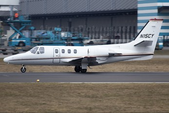 N15CY - Private Cessna 501 Citation I / SP