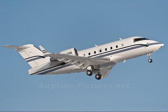 VP-CRR - Baltic Jet Canadair CL-600 Challenger 601