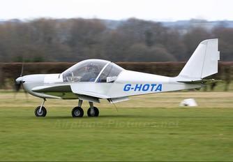 G-HOTA - Private Evektor-Aerotechnik EV-97 Eurostar