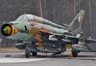 3306 - Poland - Air Force Sukhoi Su-22M-4