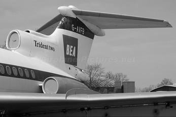 G-AVFB - BEA - British European Airways Hawker Siddeley HS.121 Trident 2