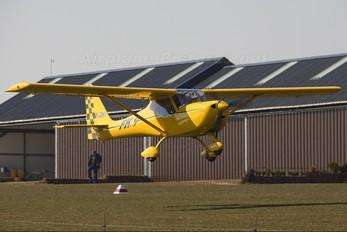 F-JZKV - Private FK Lightplanes FK9 Mk IV