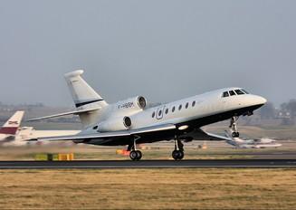 F-HBBM - Dassault Falcon Service Dassault Falcon 50