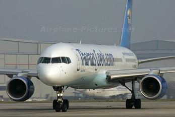 G-JMCE - Thomas Cook Boeing 757-200