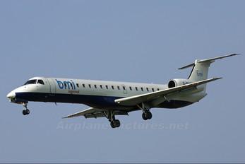 G-EMBN - BMI Regional Embraer ERJ-145