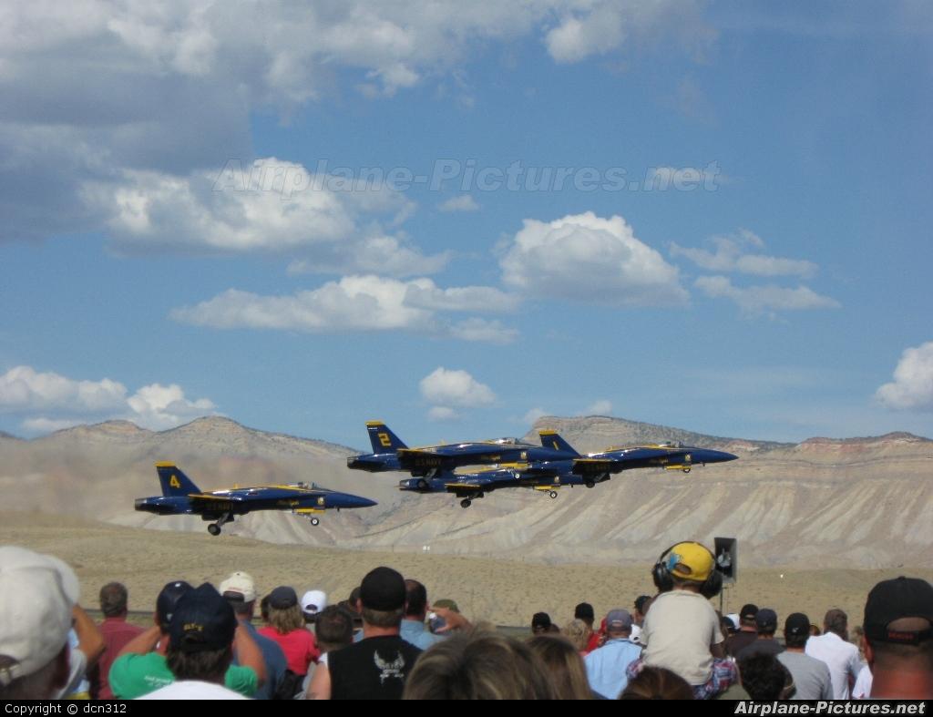 USA - Navy - aircraft at Grand Junction Regional