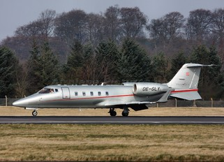 OE-GLY - Vistajet Learjet 60