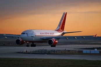 VT-EJI - Air India Airbus A310F