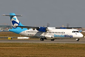 OM-VRA - Danube Wings ATR 72 (all models)
