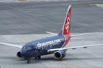 OM-NGF - SkyEurope Boeing 737-700