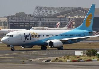 VT-SIJ - Jet Lite India Boeing 737-800