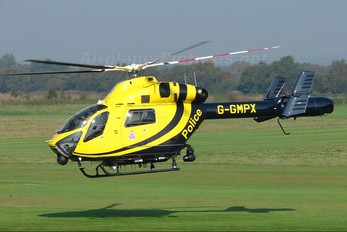 G-GMPX - UK - Police Services MD Helicopters MD-902 Explorer