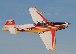 OK-RKR - Private Zlín Aircraft Z-526F