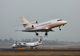 VP-BSO - Private Dassault Falcon 900 series