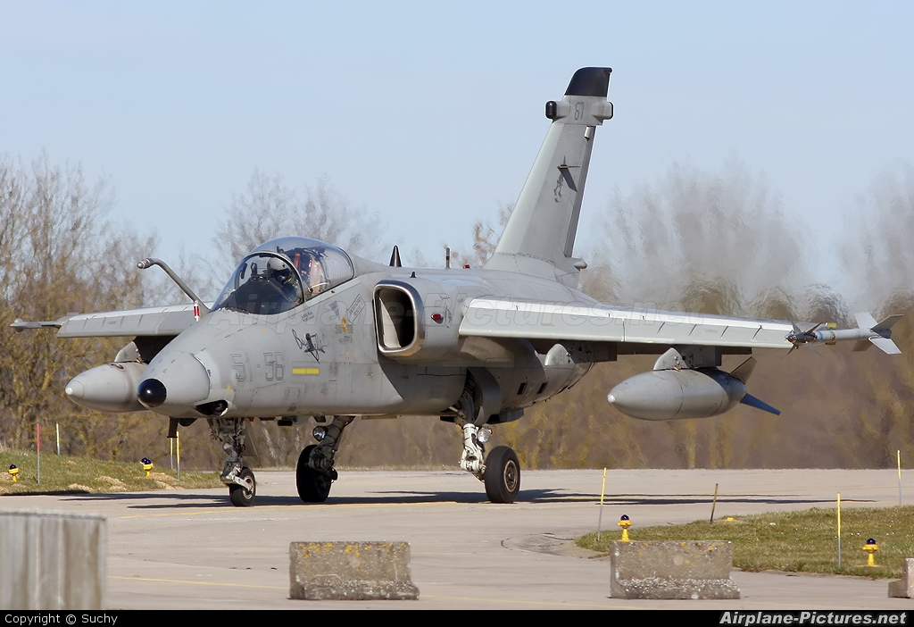 Italy - Air Force MM7167 aircraft at Florennes