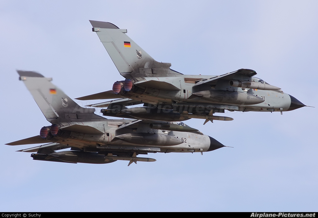 Germany - Air Force 46+31 aircraft at Florennes