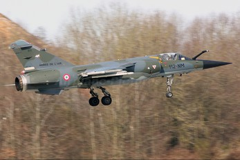 611 - France - Air Force Dassault Mirage F1CR