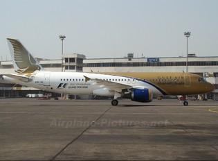 A9C-EE - Gulf Air Airbus A320