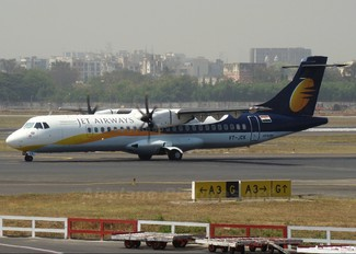 VT-JCK - Jet Airways ATR 72 (all models)