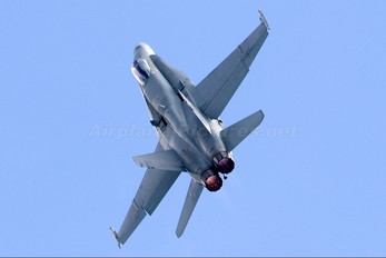 A21-11 - Australia - Air Force McDonnell Douglas F/A-18A Hornet