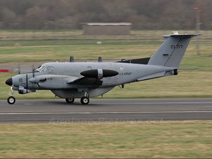 80-23377 - USA - Army Beechcraft RC-12D Huron