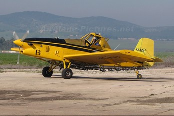 4X-AFB - Telem Aviation Ayres SR2-T45 Turbo Thrush