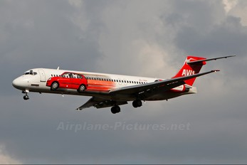 ZS-TRH - 1Time McDonnell Douglas MD-87