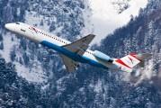 OE-LVC - Austrian Airlines/Arrows/Tyrolean Fokker 100 aircraft