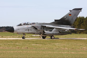 46+52 - Germany - Air Force Panavia Tornado - ECR