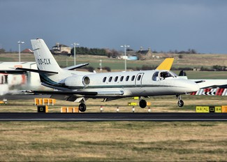 OO-CLX - Abelag Aviation Cessna 560 Citation Ultra