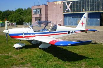SP-YBC - Private Evektor-Aerotechnik EV-97 Eurostar