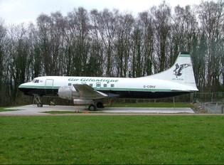 G-CONV - Air Atlantique Convair CV-440 Metropolitan