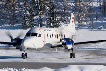 D-CBIG - Switzerland - Air Force Beechcraft 1900D Airliner