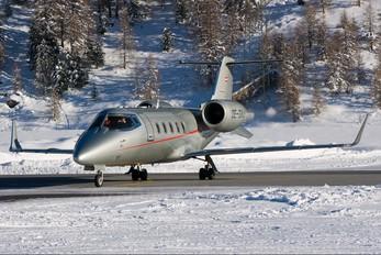 OE-GVJ - Vistajet Learjet 60