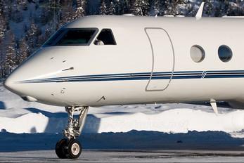 VP-BLA - Private Gulfstream Aerospace G-V, G-V-SP, G500, G550