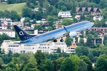 OK-TVC - Travel Service Boeing 737-800