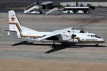 Z-WPJ - Air Zimbabwe Xian MA-60