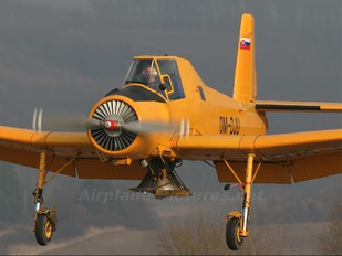 OM-DJU - Aero Slovakia Zlín Aircraft Z-37A Čmelák