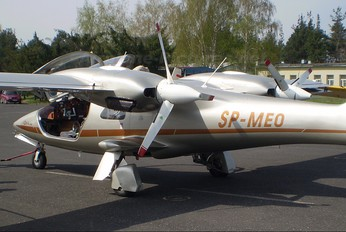 SP-MEO - Margański & Mysłowski - Zakłady Lotnicze Margański & Mysłowski Em-11C Orka