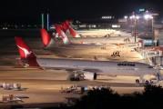 VH-QPF - QANTAS Airbus A330-300 aircraft