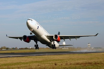 SE-REF - SAS - Scandinavian Airlines Airbus A330-300