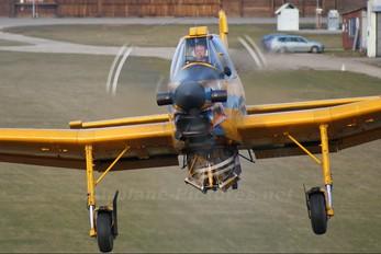 OK-NRM - Aero Slovakia Zlín Aircraft Z-137T Turbočmelák