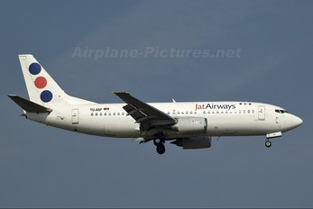 YU-ANF - JAT Airways Boeing 737-300