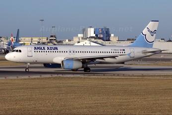 F-HBAD - Aigle Azur Airbus A320