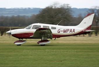 G-MPAA - Private Piper PA-28 Archer