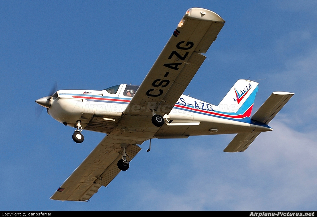 Aerocondor CS-AZG aircraft at Sintra