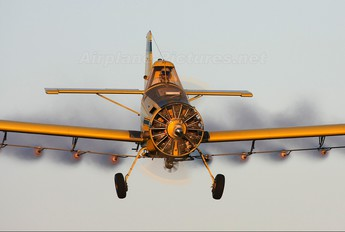 ZS-PGT - Private Air Tractor AT-401